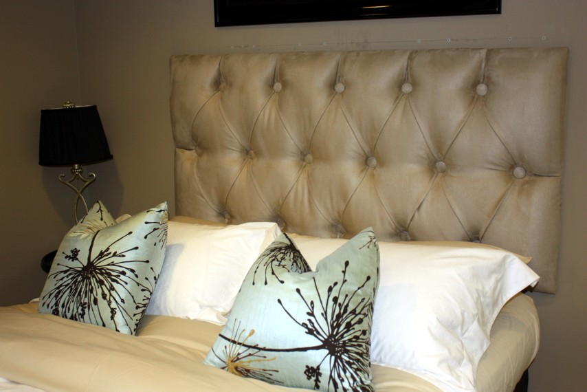 Wall Huggers Designer Chic Upholstered Wall Panels