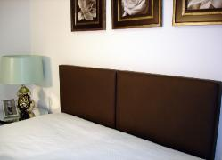 Queen Headboard - Two Lorna Panels