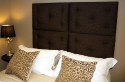 Queen Headboard - Four Lorna Panels
